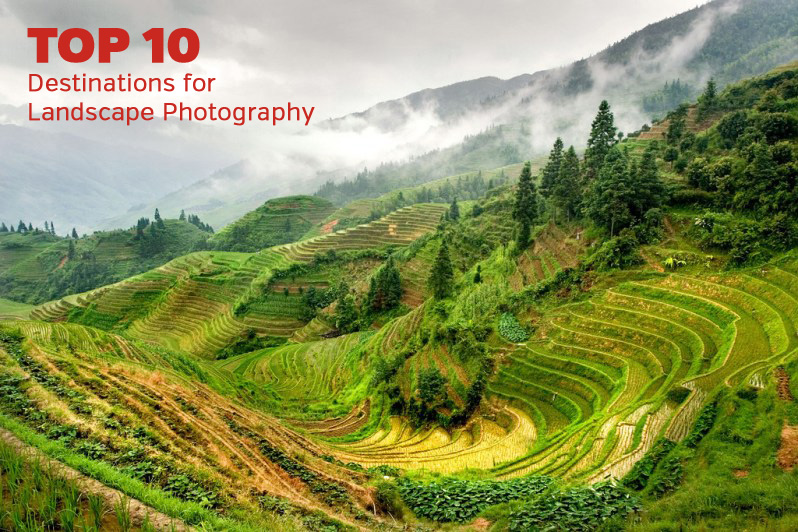 Top Destinations for Landscape Photography