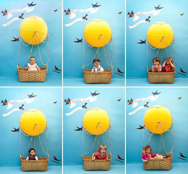 Hot Air Balloon Photobooth