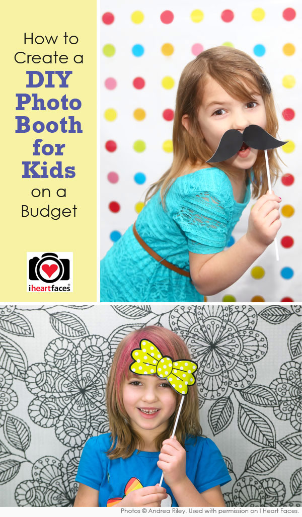 How to Create a DIY Photo Booth for Kids on a Budget