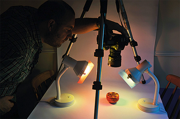 DIY Macro Studio