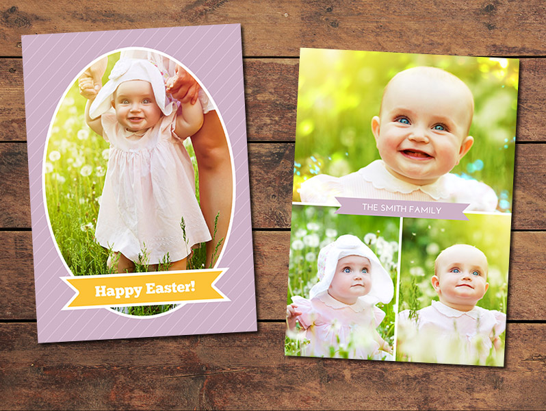 Easter Cards Print Templates  Egg Easter Card Template
