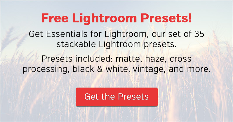 Essentials for Lightroom - Free Presets