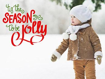 Christmas Photo Overlay