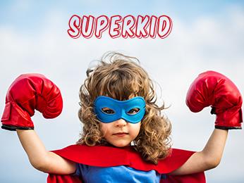 Superhero Overlay
