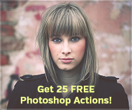 25 Free Photoshop Actions