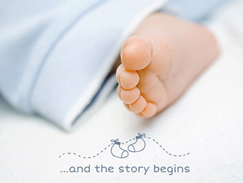 Creative Newborn Photo Overlays