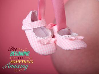 Maternity Word Overlays