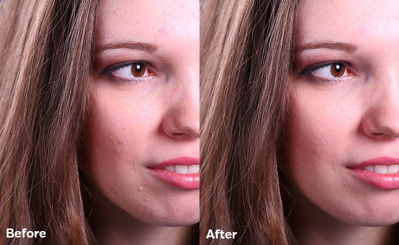 How to Use the Spot Removal Tool in Lightroom