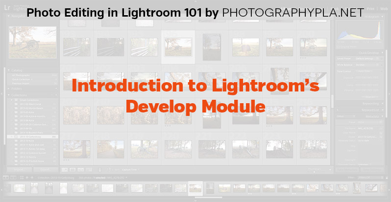 Introduction to Lightroom's Develop Module