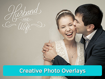 Creative Photo Overlays