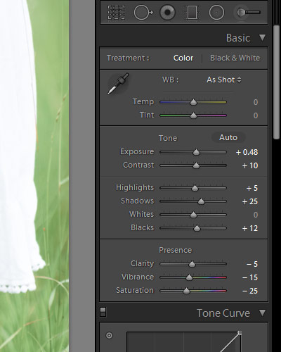 Lightroom Soft Pastel Effect Tutorial