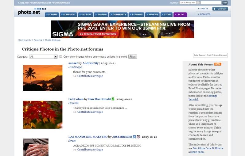 Photo.net Forums