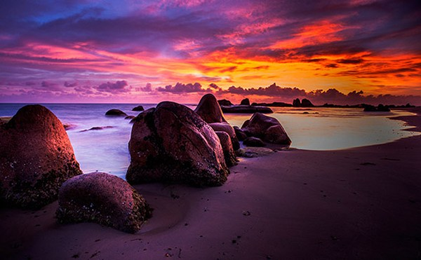 How to Get Stunning Colors in Your Sunset Photography