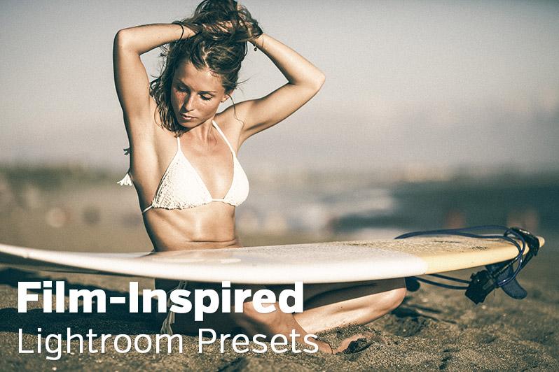 Film-Inspired Lightroom Presets