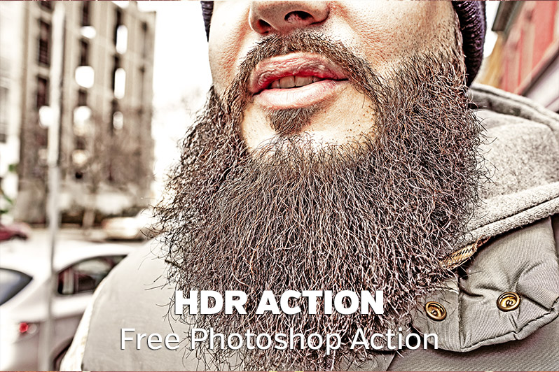 Free Faux HDR Photoshop Action - PhotographyPla.net