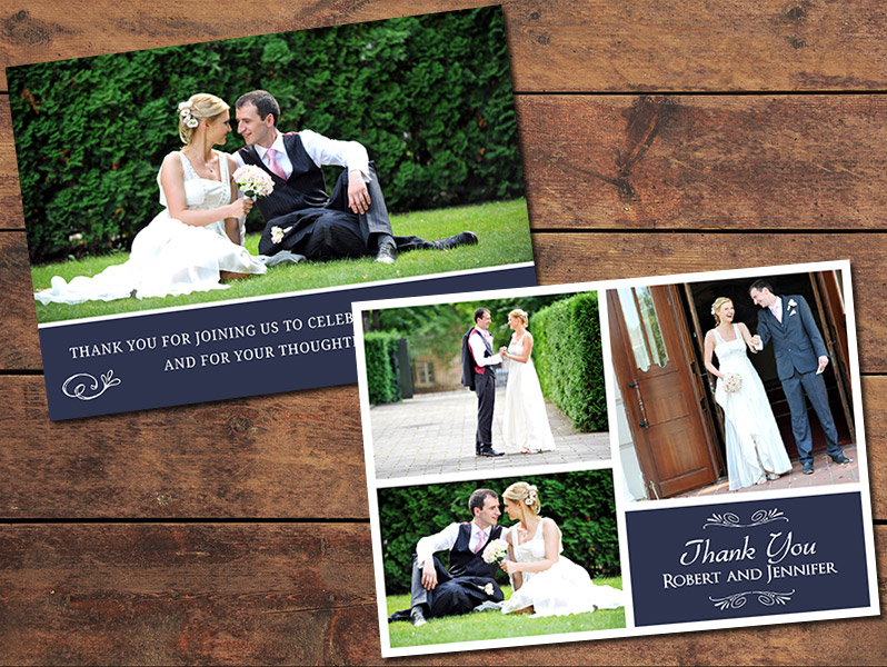 Simple Thank You Card PhotographyPlanet – Simple Wedding Thank You Cards