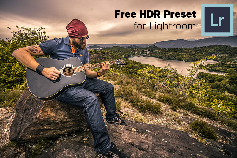 Free Lightroom Preset