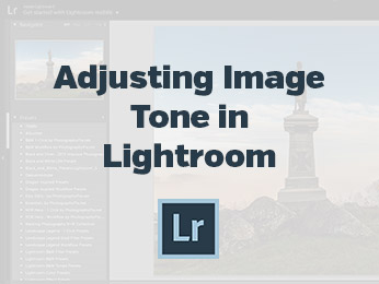Adjusting Image Tone in Lightroom