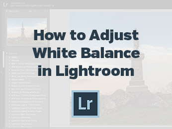 How to Adjust White Balance in Lightroom