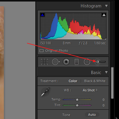 How to Whiten Teeth in Lightroom