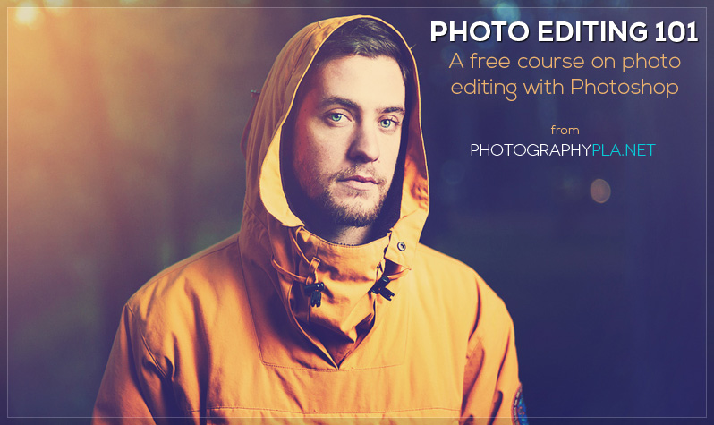 Photo Editing 101: A free course on photo editing with Photoshop