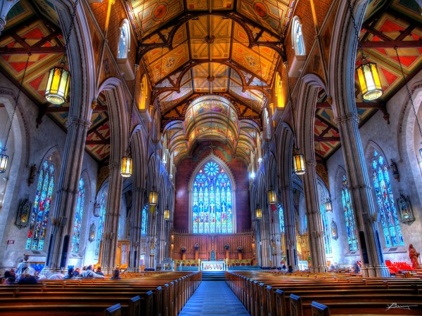 25 Beautiful Photos of Cathedrals