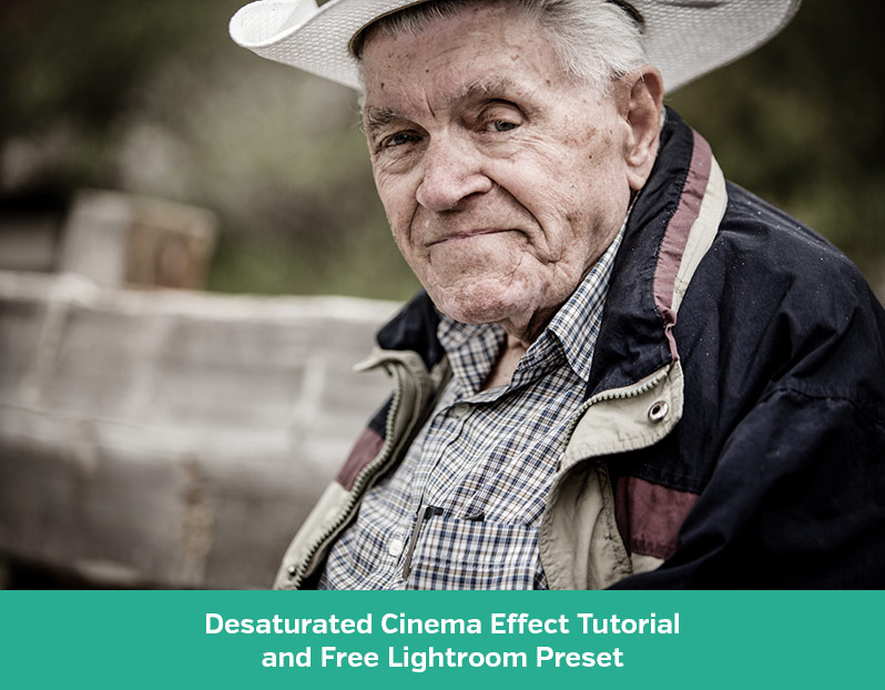 How to Create a Desaturated Cinema Effect in Lightroom, Plus a Free Preset