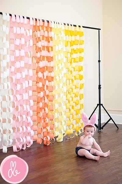 photo booth background ideas for spring - 55 Awesome DIY graphy Backdrops graphyPla