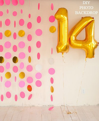 Diy Photo Backdrops 55 Amazing Easy Diy Backdrops For