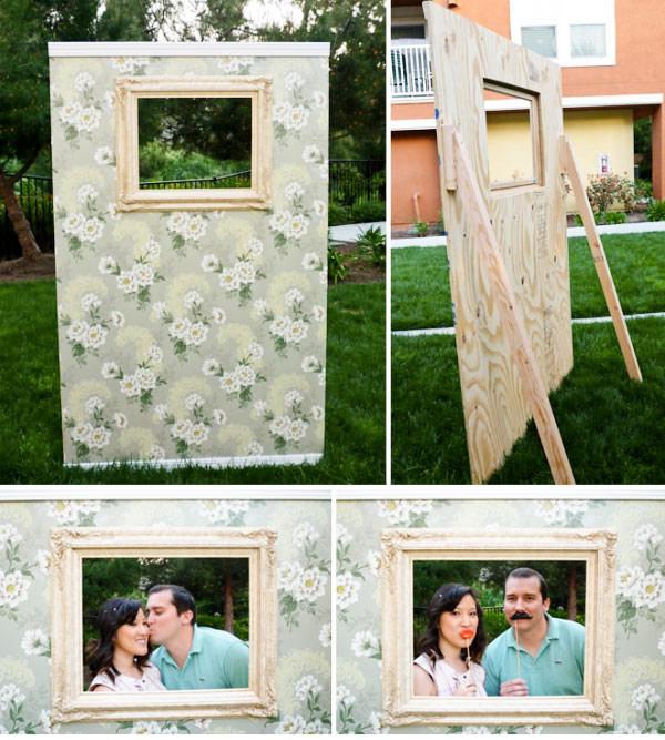 Photobooth Wall
