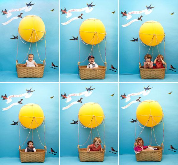 Hot Air Balloon Photobooth