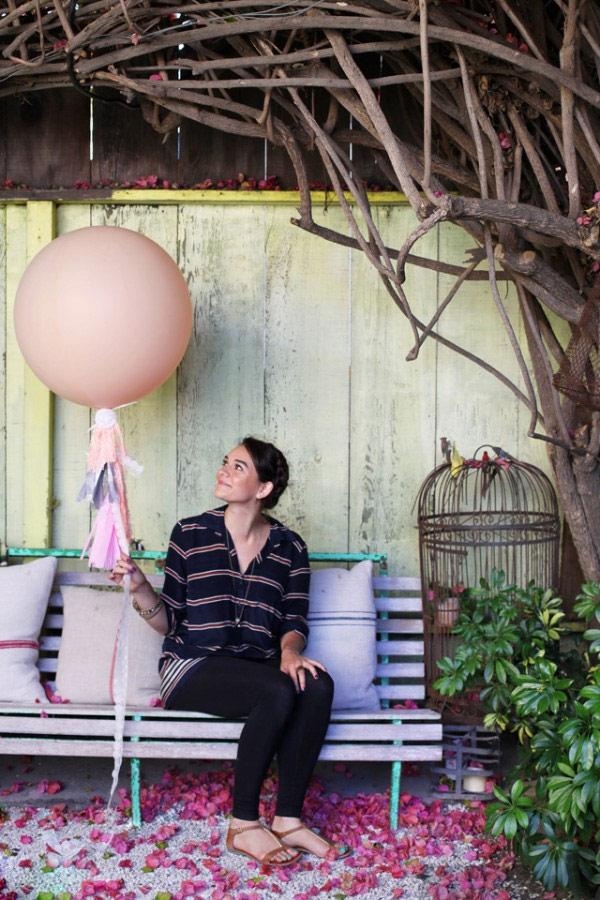 Fringe Balloons