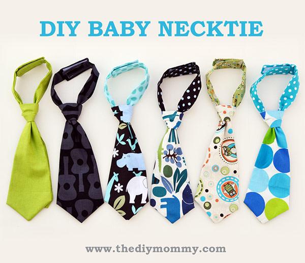 Sew a Baby Necktie