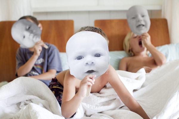 Baby Masks