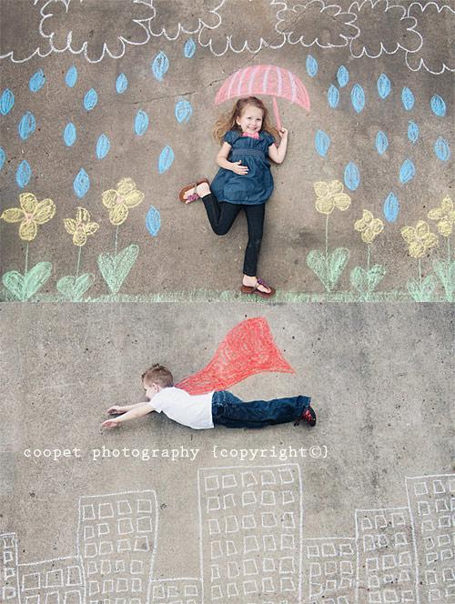 Chalk Doodles