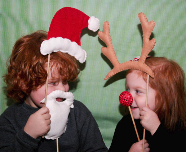 Holiday Photo Props