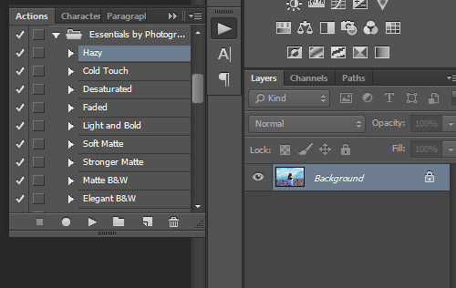 How to Use Essentials for Photoshop
