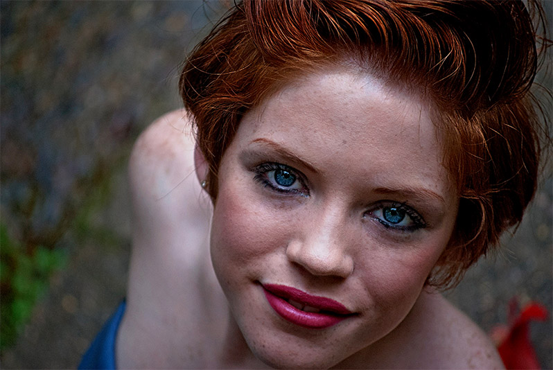 Give Your Photo an Intense Portrait Effect in Photoshop