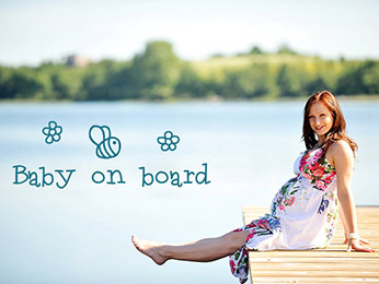 Maternity Photo Overlays