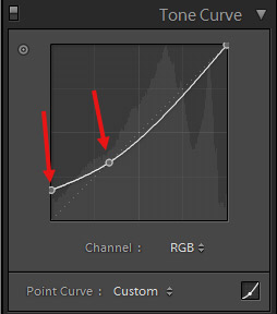 How to Create a Grainy Matte Effect in Lightroom