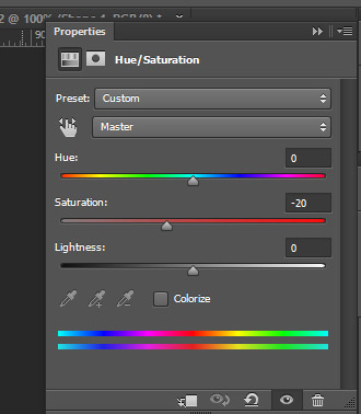 How to Create a Simple Matte Effect in Photoshop
