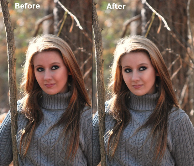 How to Fix Skin Tones in Lightroom