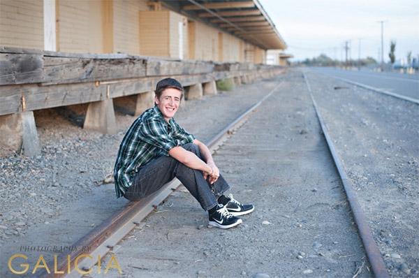 Senior Boys Photography Pose Guide
