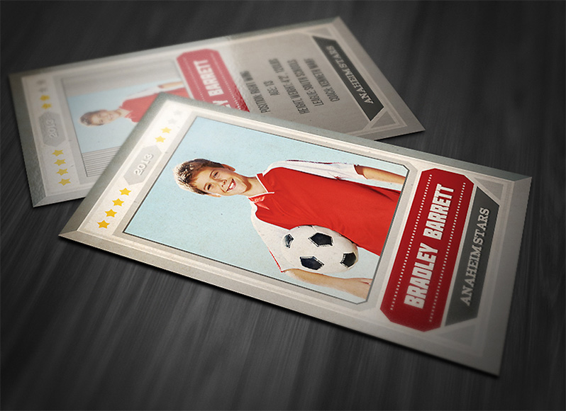print templates sports cards textured sports card template