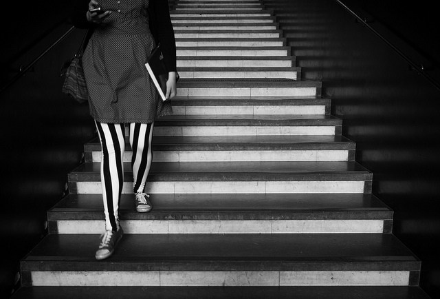 Stripes & Stairs